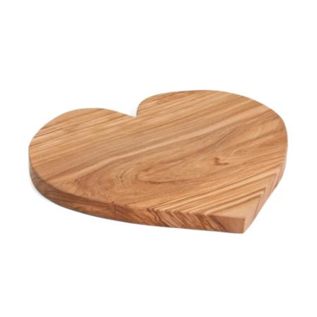 Olive-Wood-Heart-Shaped-Chopping-Board