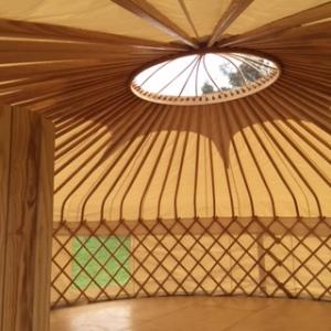 The Riverside Yurt