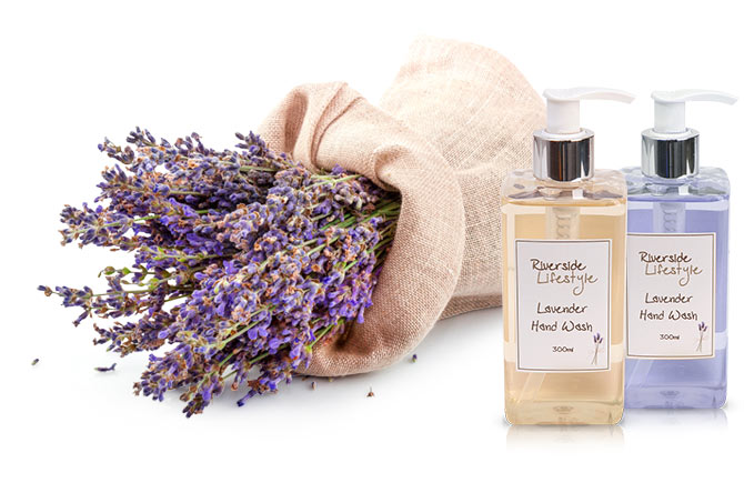 Riverside Lavender Products